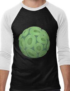 Glitch Wardrobia mental item 12 w1 Men's Baseball ¾ T-Shirt