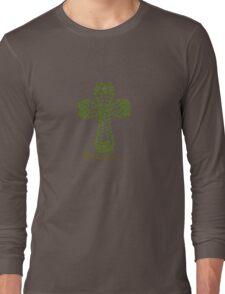 grenade cross Long Sleeve T-Shirt