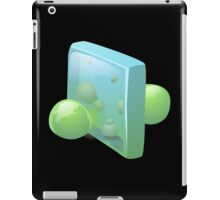Glitch Wardrobia mental item 14 w1 iPad Case/Skin