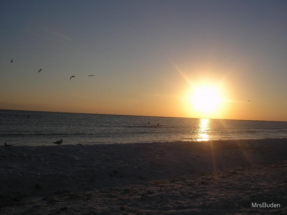 Sunsetting by MrsBuden
