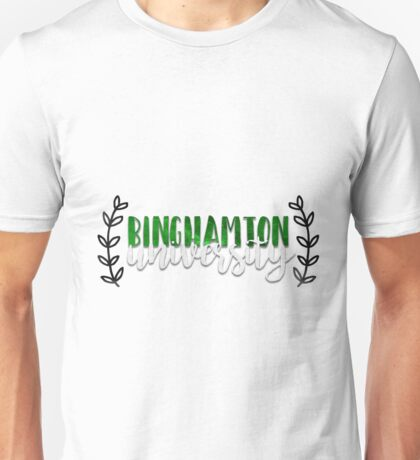 Binghamton University Unisex T-Shirt