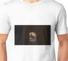 Courtyard. Unisex T-Shirt