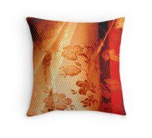 hot breeze Throw Pillow