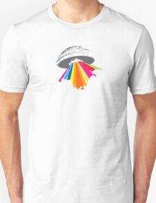 Colour invaders Unisex T-Shirt
