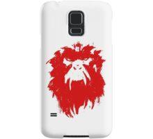 12 Monkeys - Terry Gilliam - Wall Drawing Red Samsung Galaxy Case/Skin