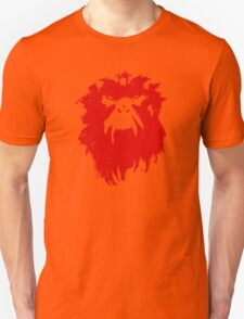 12 Monkeys - Terry Gilliam - Wall Drawing Red T-Shirt