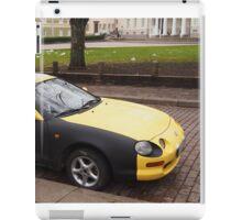 Ugly Toyota Celica iPad Case/Skin