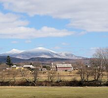 Early Spring In Northern Vermont by jonathaninvermont
