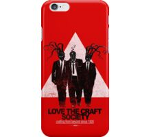 love the craft iPhone Case/Skin