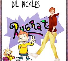 Isaiah Stephens - Dil Pickles by NDewert