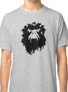 12 Monkeys - Terry Gilliam - Wall Drawing Black Classic T-Shirt