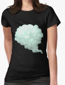 Glitch Wardrobia mental item 20 w1 Womens Fitted T-Shirt