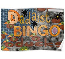 Dadaist Bingo Ducks Poster