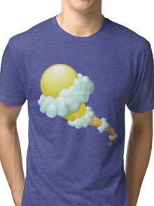 Glitch Wardrobia mental item 21 w1 Tri-blend T-Shirt