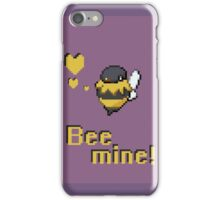 Bee mine, Cute Phone Case iPhone Case/Skin