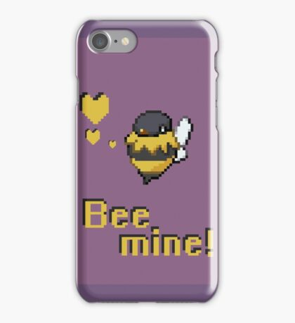 Bee mine, Cute Phone Case iPhone Case/Skin