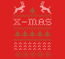 X-mas ugly shirt design by Richard Eijkenbroek