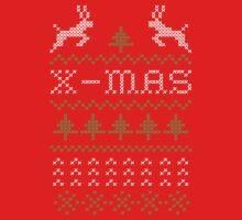 X-mas ugly shirt design by Richard Eijkenbroek
