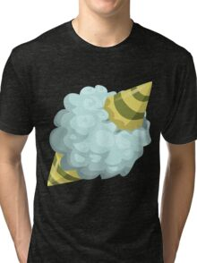 Glitch Wardrobia mental item 22 w1 Tri-blend T-Shirt