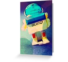 Dancing Robot Greeting Card