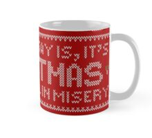 Christmas Vacation Misery Mug