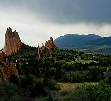 Garden of The Gods (suite) by MarcVDS