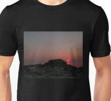 Sunrise on Lindos Unisex T-Shirt