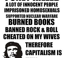 Anti-Che Guevara by UraniusMaximus