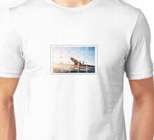 Batwing Beach Unisex T-Shirt