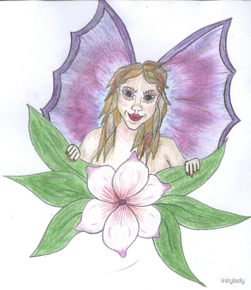 fairy 1  by inkylady