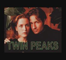 Twin Peaks / X-Files by ticklish-wizard