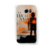 An Appointment With the Wicker Man Samsung Galaxy Case/Skin