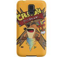 Old Timey Crash Bandicoot Samsung Galaxy Case/Skin