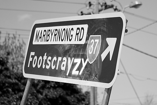 Footscrayzy by Tim Heraud
