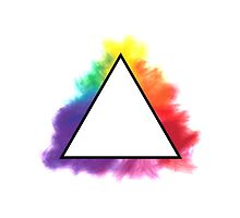 Rainbow Triangle by BlairBob