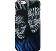 Two Beauties iPhone Case/Skin