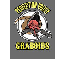 Perfection Valley Graboids Photographic Print