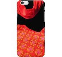 Pink Posy Wrap iPhone Case/Skin