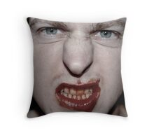 God kills indescriminantly, and so shall we. Throw Pillow