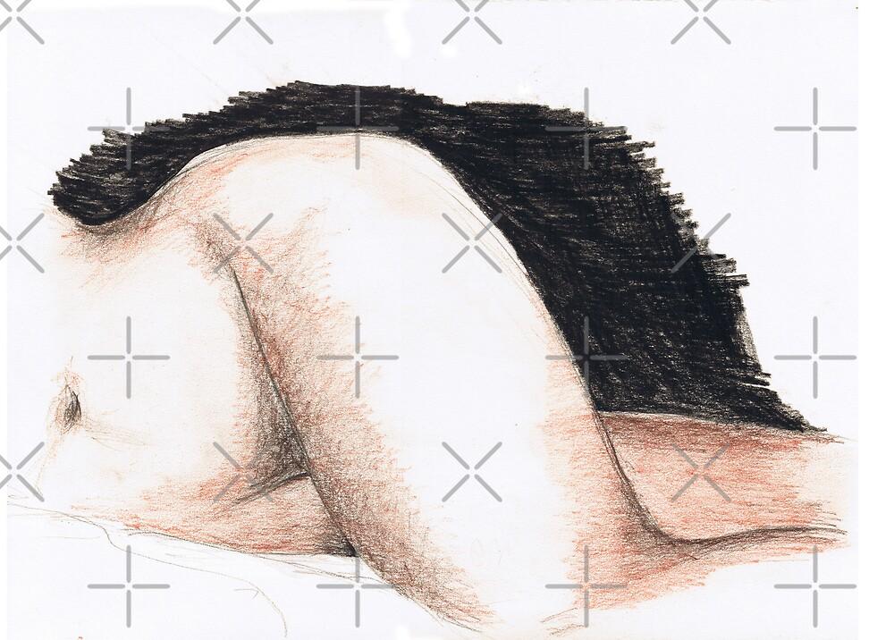 Nude Study by Marita