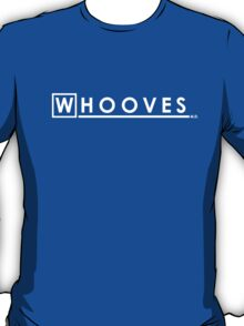 Doctor Whooves MD T-Shirt