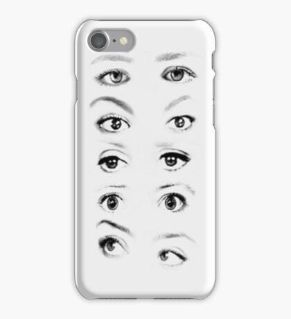 in the end, they break my heart.  iPhone Case/Skin
