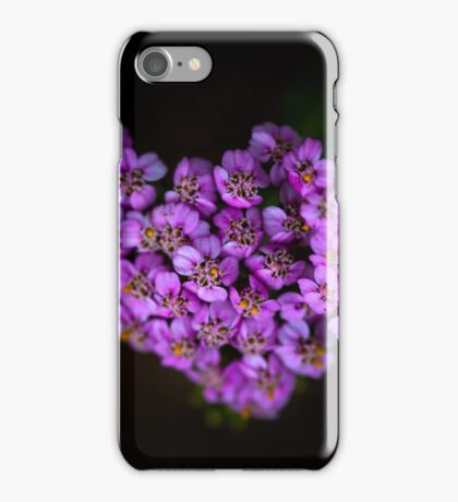 Flower heart iPhone Case/Skin