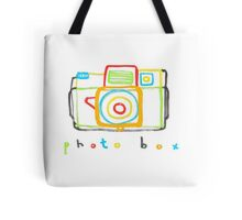 photo box Tote Bag