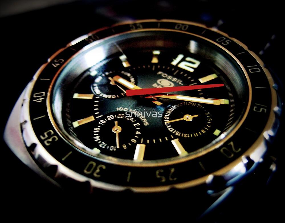 chronograph by srinivas