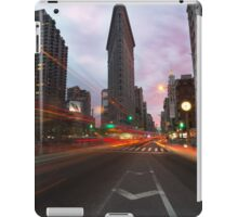 Flatiron Rush iPad Case/Skin