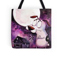 COURAGE - THE THINGS I DO FOR LOVE Tote Bag