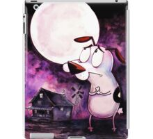 COURAGE - THE THINGS I DO FOR LOVE iPad Case/Skin