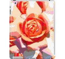 Abstract Roses iPad Case/Skin