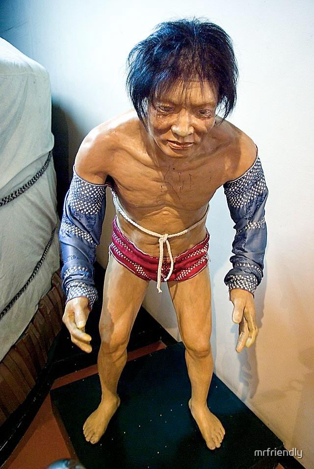 Cave Man Desires by mrfriendly